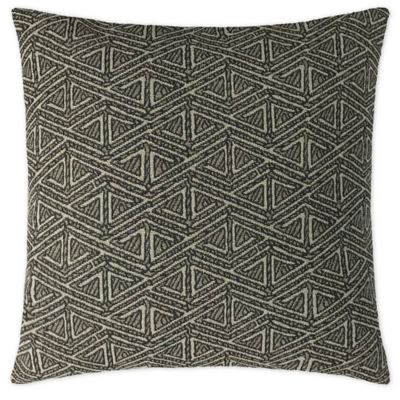 Studio Textured Square Throw Pillow in