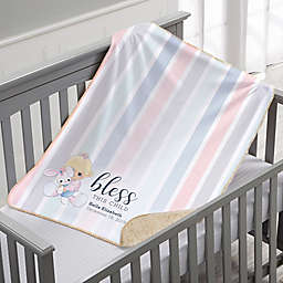 Precious Moments® Bless This Child Personalized Sherpa