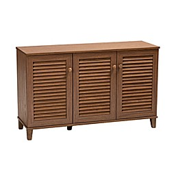 Baxton Studio® Maxwell Shoe Cabinet