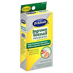 Dr. Scholl's® 0.3 oz. Ingrown Toenail Pain Reliever Gel