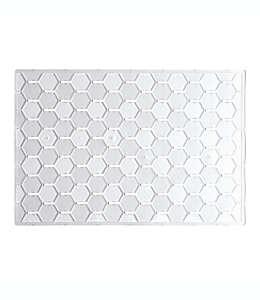 Tapete para fregadero de plástico iDesign™ Hex grande