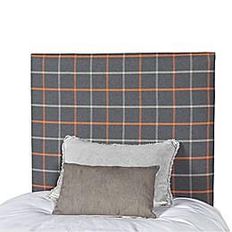 Leffler Home Sullivan Twin Dorm/Kids Headboard in Grey