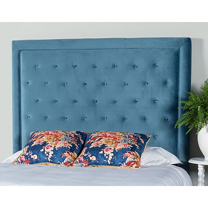 Eden Upholstered Headboard Bed Bath Beyond