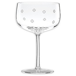kate spade new york Clover™ Champagne Coupes (Set of 2)