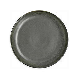 Fortessa® Vitraluxe™ Sound Salad Plates in Forest Green (Set of 6)