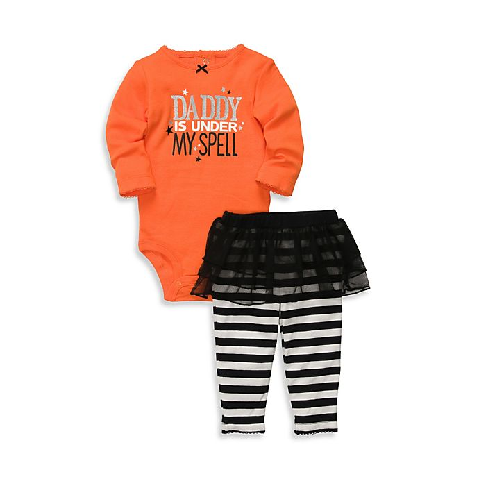 dbe3ba1a4 Carter's® Daddy Is Under My Spell 2-Piece Tutu Set | buybuy BABY