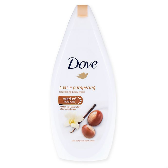 Dove Purely Pampering Body Wash In Shea Butter With Warm Vanilla Bed Bath Beyond