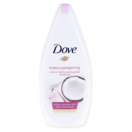 Dove Purely Pampering Body Wash In Coconut Milk And Jasmine Petals Bed Bath Beyond