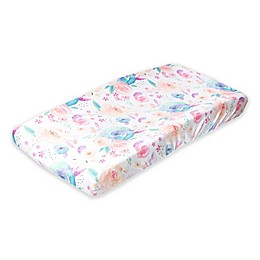 Copper Pearl Fashion Changing Pad Cover