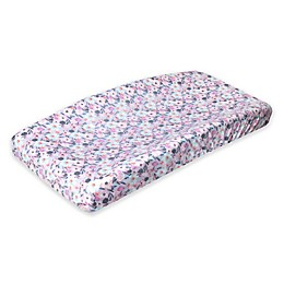 Copper Pearl Fashion Changing Pad Cover in Morgan