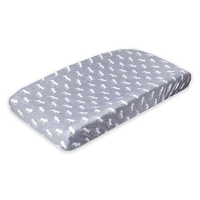 Alternate image 1 for Copper Pearl Scout Fashion Changing Pad Cover