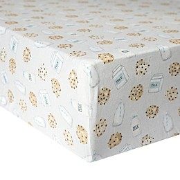 Copper Pearl™ Chip Fitted Crib Sheet