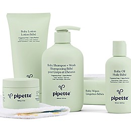 Pipette 6-Piece Baby Essentials Kit