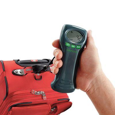 Bey Berk Black Plastic Travel Luggage Scale