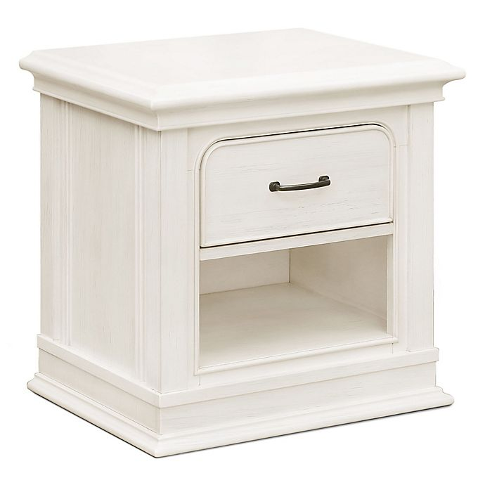 Alternate image 1 for Million Dollar Baby Classic Rhodes Nightstand in Cotton