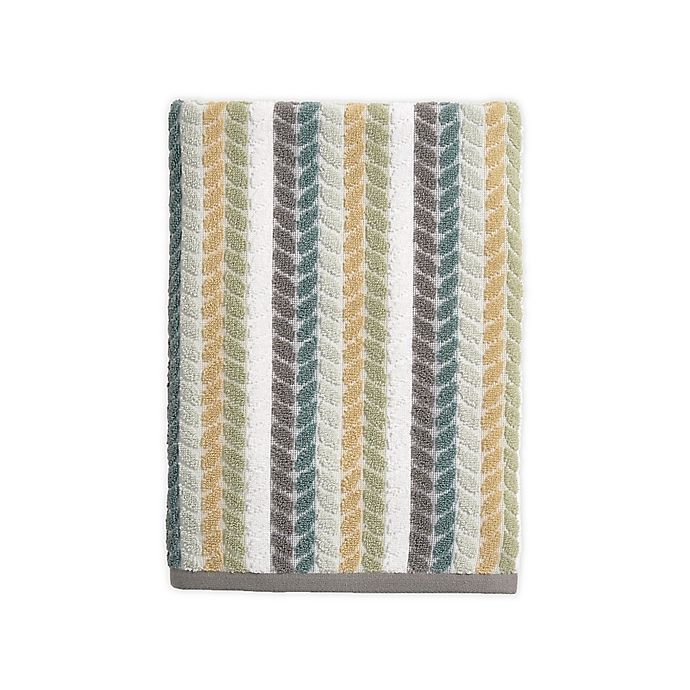 Alternate image 1 for Bee & Willow™ Home Fern Tile Multicolor Bath Towel