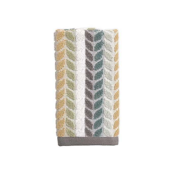 Alternate image 1 for Bee & Willow™ Home Fern Tile Multicolor Tip Towel