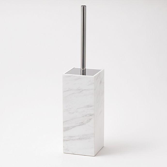 Bathroom Toilet Brush Holder Accessory Matt Holder Stainless Steel Handle Cover