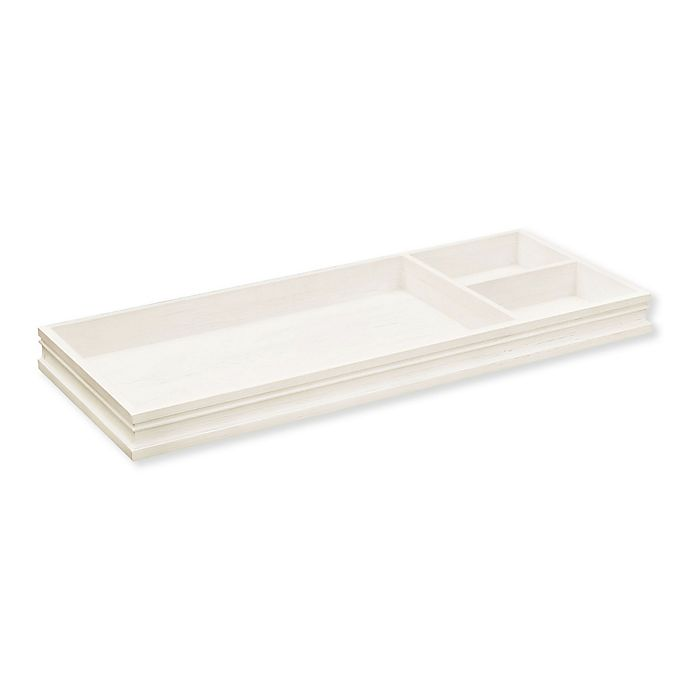 Alternate image 1 for Million Dollar Baby Classic Rhodes Removable Changing Tray in Cotton