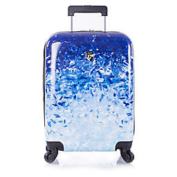 Heys® Blue Skies Carry On Spinner Luggage in Blue Ombre