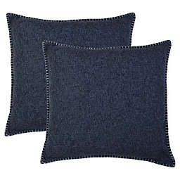 Georgetown Whipstitch Throw Pillows (Set of 2)