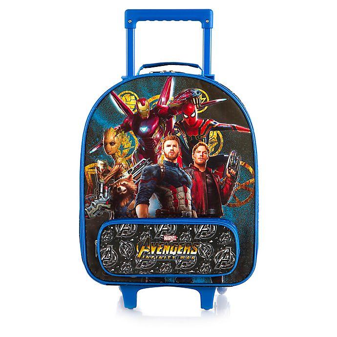 Alternate image 1 for Heys® Marvel® Avengers Infinity War Kid's Dome-Shaped Wheeled Carry On Luggage