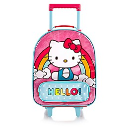 Heys® Hello Kitty Kid's Dome-Shaped Wheeled Carry On Luggage