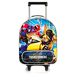 Heys® Transformers Kid's Dome-Shaped Wheeled Carry On Luggage