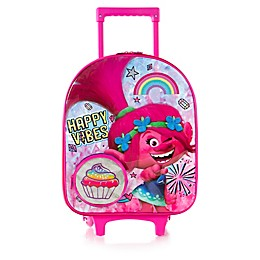 Heys® Trolls Kid's Dome-Shaped Wheeled Carry On Luggage