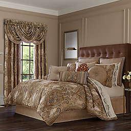 J. Queen New York™ Luciana 4-Piece California King Comforter Set in Beige