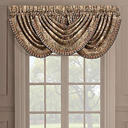 J. Queen New York™ Luciana Window Valance in Beige