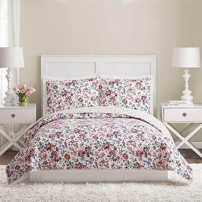 Alternate image 1 for Vera Bradley® Indiana Rose Bedding Collection