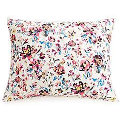 Vera Bradley® Indiana Rose Reversible Standard Pillow Sham in Pink