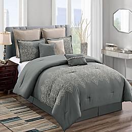 Elight Home Oakley 8-Piece Comforter Set