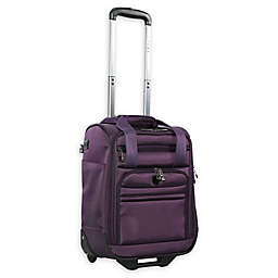 Traveler's Club® Florence 17-Inch Upright Underseat Luggage