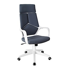 Techni Mobili Modern Studio Office Chair in Grey