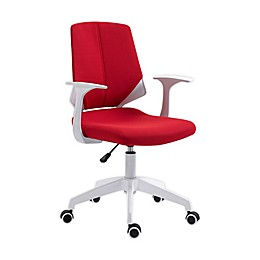 Techni Mobili Height Adjustable Mid Back Office Chair