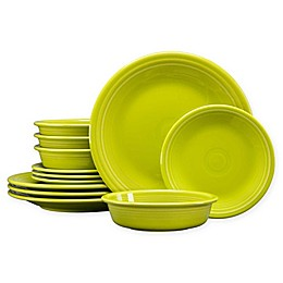 Fiesta® Rustic Harvest 12-Piece Classic Dinnerware Set