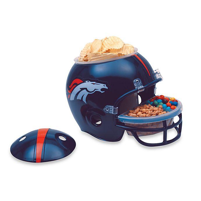 Alternate image 1 for NFL Denver Broncos Snack Helmet