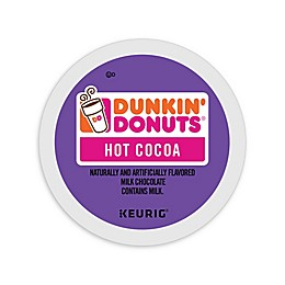 Dunkin' Donuts® Hot Cocoa Keurig® K-Cup® Pods 16 Count