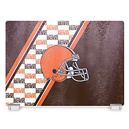 NFL Cleveland Browns Tempered Glass Cutting Board