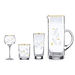 Lenox® Holiday Bar and Drinkware Collection