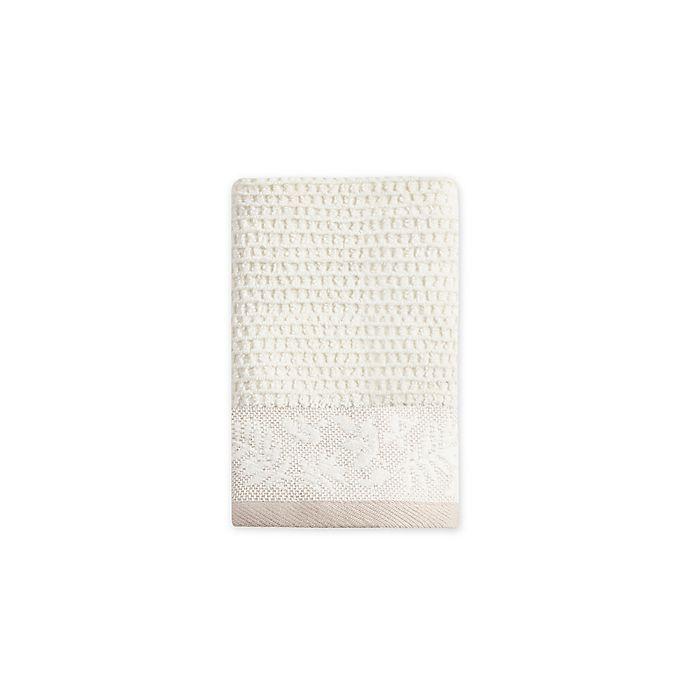 Alternate image 1 for Bee & Willow™ Home Bedford Fingertip Towel in Beige