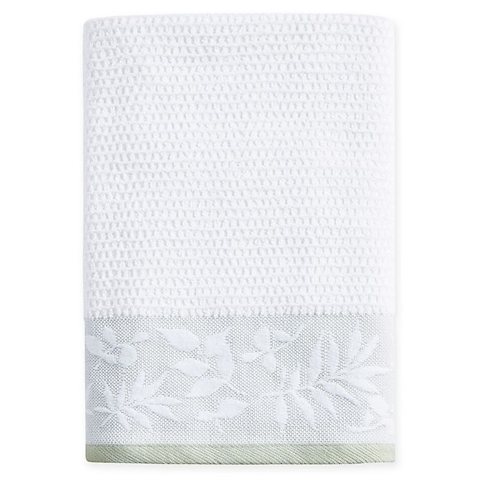 Alternate image 1 for Bee & Willow™ Home Glendale Bath Towel in Green