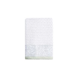 Bee & Willow™ Home Glendale Fingertip Towel in Green