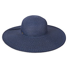 Scala™ Big Brim Braid Hat