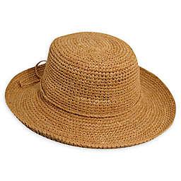 Scala™ Crochet Raffia Hat