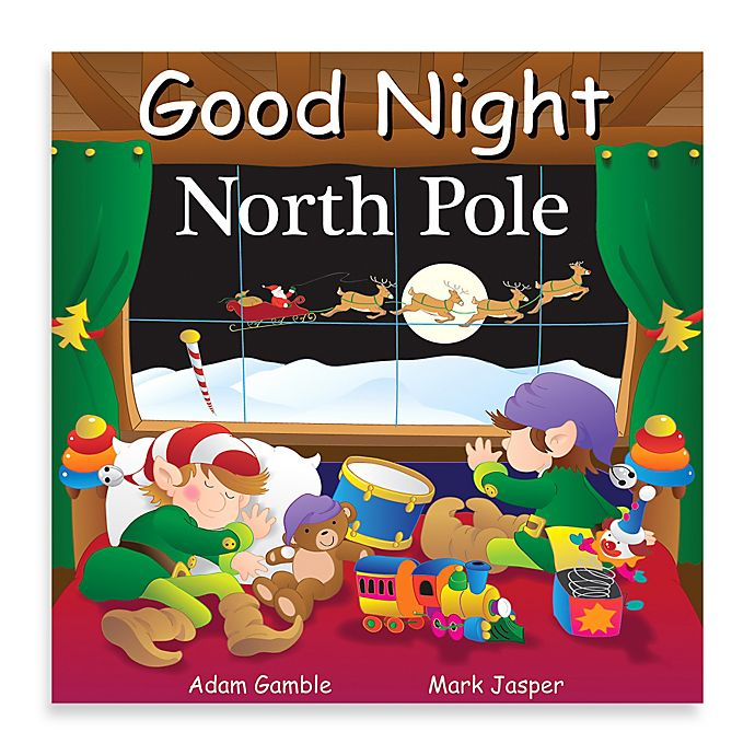 Alternate image 1 for Good Night North Pole Book
