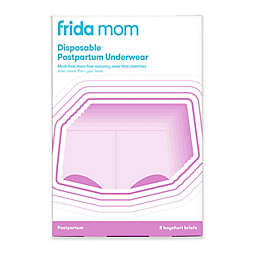 Frida Mom Boyshort 8-Pack Disposable Postpartum Underwear