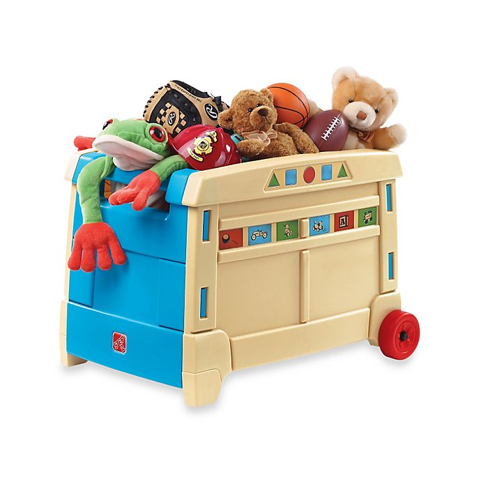 Alternate image 1 for Step2® Lift and Roll Toy Box